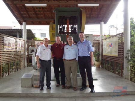 AFC-Holcroft visita Grupo Combustol & Metalpó