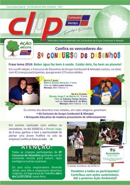 Grupo Combustol & Metalpó realiza Ação Ambiental 2014